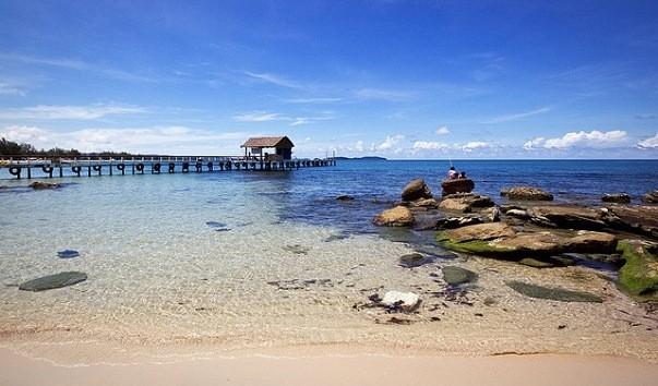 Пляжи Камбоджи 17335_603x354