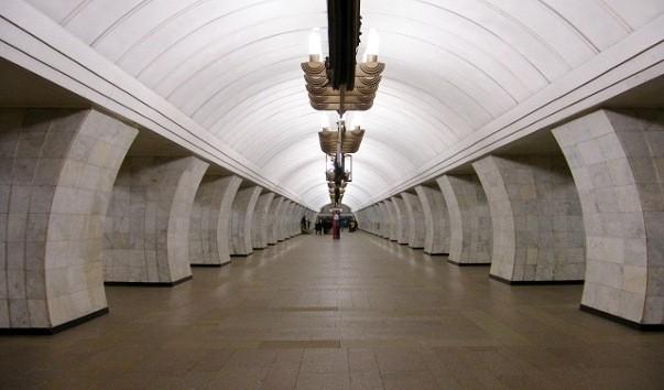 метро чеховская схема — метро