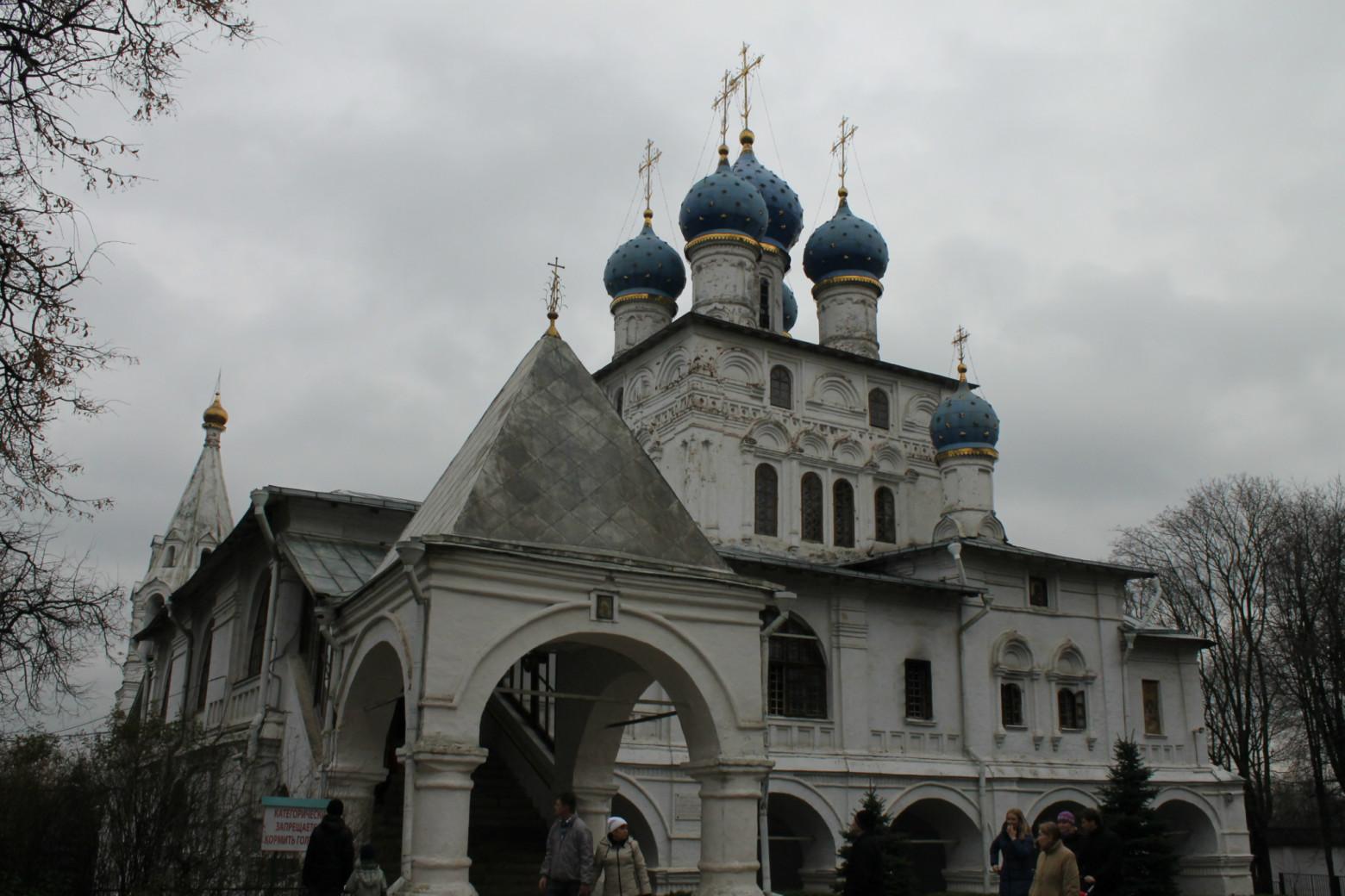 Фото собора святой богородицы казанской 4