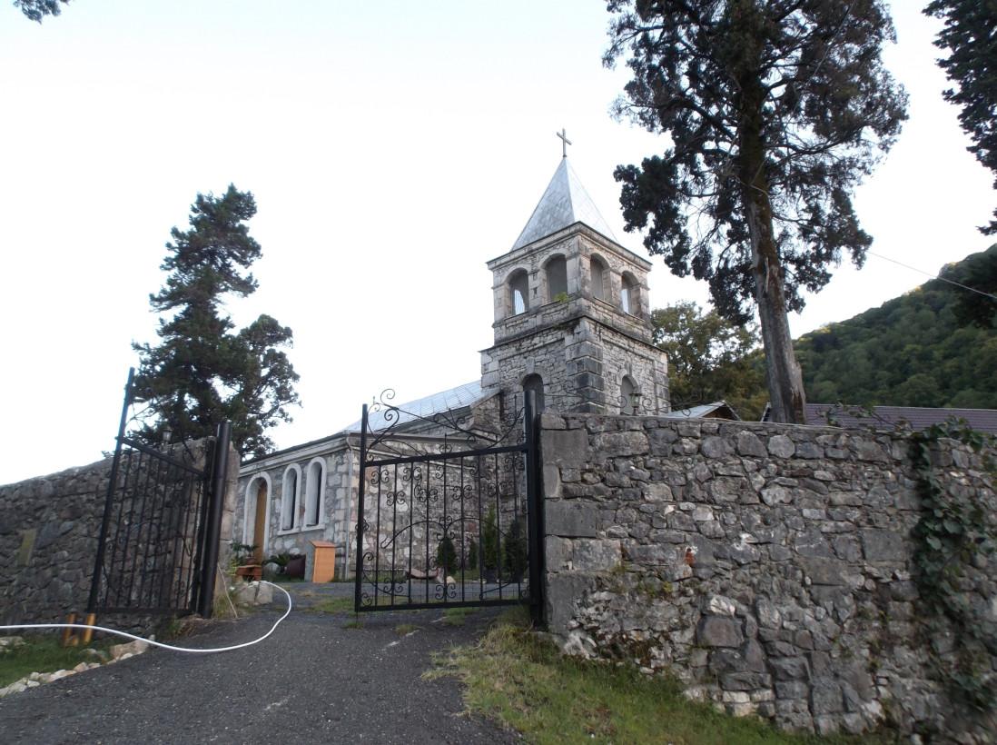 Картинки по запросу абхазия Каманский монастырь
