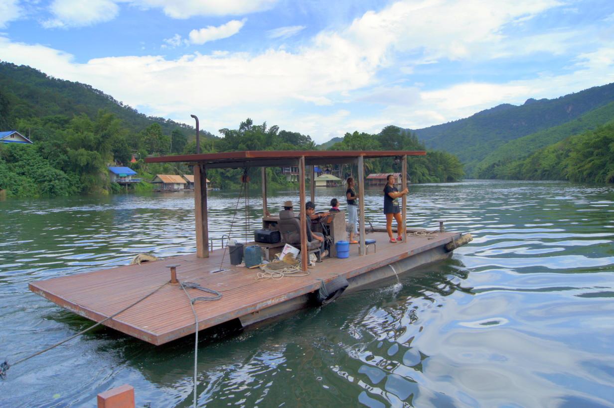 отели река квай канчанабури ТАЙСКИЕ АВИАЛИНИИ - Самостоятельная поездка в Тайланд.
